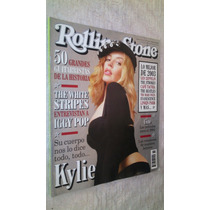 Kylie Minogue Madonna Revista Rolling Stone Mexico 2004