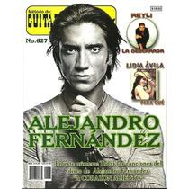 Cancionero Alejandro Fernández A Corazón Abierto Pm0