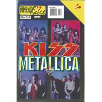 Guitarra Fácil Núm. 634 Kiss Y Metallica