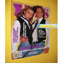 Sasha Ricky Martin Revista Eres 1991van Halen Sasha Sokol