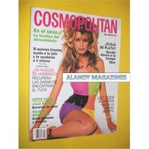 Claudia Schiffer Revista Cosmopolitan 1995 Ricardo Montaner