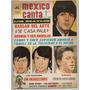 México Canta Enrique Guzmán Paul Mccartney Monkees 1967