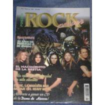 Revista De Iron Maiden - Poster Rock Power 1997