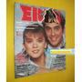 Edith Marquez Thalia Poster Hector Suarez Revista Eres 1989