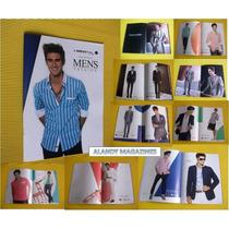 Revista Elemental Moda Hombres Men