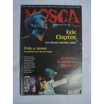 Revista La Mosca # 23 Eric Clapton