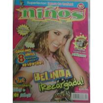 Belinda Revista Eres Niños:portada Y Reportaje 2006
