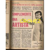 México Canta Evita Muñíz Beatles Monkees Raphael 1968