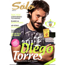 Revista Solo Para Ti Diego Torres