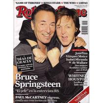 Revista Rolling Stone México, Maa