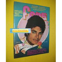 Michael Jackson Victoria Ruffo Revista Fans 1984
