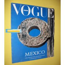 Mexico Revista Vogue Paris 1992 Vogue Mexico