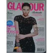 Belinda Revista Glamour:portada Fotos Y Entrevista Exclusiva