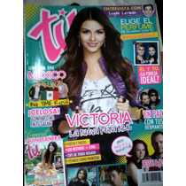 Revista Tu - Victoria Justice