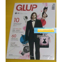 Ashton Kutcher Rihanna Revista Glup 2012