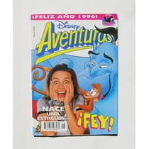 Fey Disney Aventuras Revista Comic Mexicana 1996