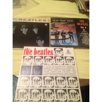 The Beatles Conozca A The Beatles & Vol.3 & Vol.4
