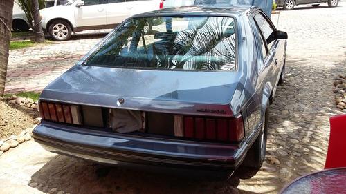 Mustang Fastback 5.0 Lts 8 Cil Azul.