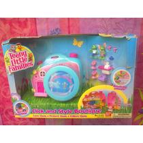 Teen Y Little Families Boutique Miniatura Forma De Camara
