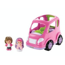 Fisher-price Little People Todo Alrededor Del Coche