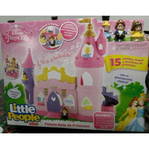 Palacio Baile De Princesas Disney Fisher Price Little People