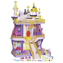 My Little Pony Cutie Marcos Magia Canterlot Castillo Playset