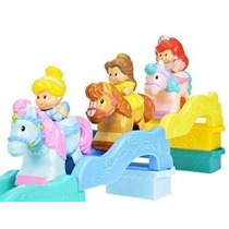 Fisher Price Little People Disney Princess Klip Klop Valor 3