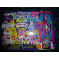 Escenario Equestria Girls Rainbow Rocks