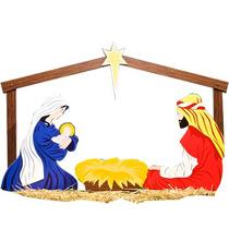 Figuras Navideñas Nacimiento Exterior Decoracion Navidad