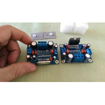 Tda7294 Amplificador Clase Ab , 85w