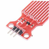 Arduino: Mod. Sensor De Nivel De Liquidos/agua Para Tu Ardui