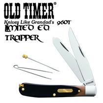 Navaja Old Timer Bearhead Trapper Ed Limitada