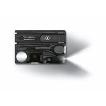 Victorinox 0.7333.t3 Swiss Card Lite Carbon Transparente,