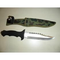 Cuchillo Monte Tipo Rambo