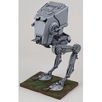 Modelo A Escala Bandai Star Wars, At-st- Star Walker