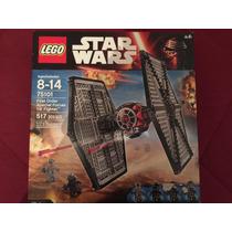 Star Wars El Despertar De La Fuerza Nave Lego First Order