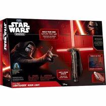 Star Wars Kylo Ren Lampara Control Remoto Sable Fx