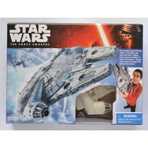 Alcon Milenario Milenium Falcon Force Awakens Star Wars