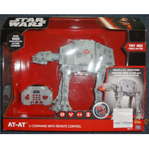 At-at Control Remoto Rc Star Wars Force Awakens 2015 Atat