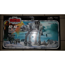 Star Wars At At La Mas Grande De Todas, Exclusiva Toys Rus