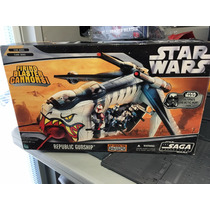 Star Wars Republic Gunship The Hunt For Grevious Ed Especial