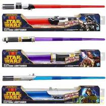 Sable Star Wars Lightsaber Luz Y Sonido Hasbro Kylo Ren