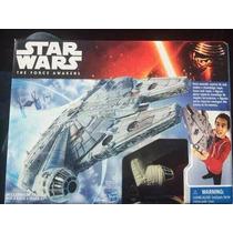 Halcon Milenario Star Wars Hasbro Nuevo