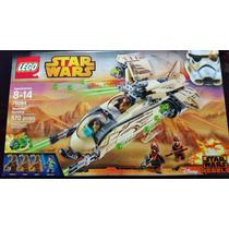 Set Lego Star Wars Wookiee Gunship 570 Pzas