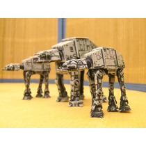Envio Gratis Lote 3 Nave At-at Imp Custom P Comp Lee Anunc
