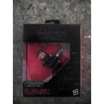Star Wars Titanium X Wing Poe Dameron