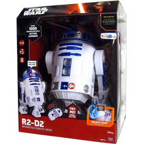 R2d2 Interactivo Star Wars U Command Radio Control