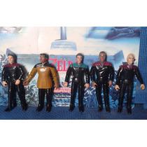 Star Trek Lote Figuras Playmantis 93 - 94
