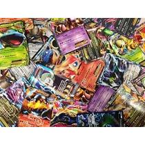 30 Pokemon Card Pack De Lot - Con El Nivel X O Tarjeta Ex +