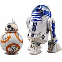 Modelo A Escala Bandai Star Wars, Bb8 Y R2d2